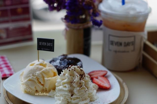 sevenday cafe กาแฟ ประชาชื่น